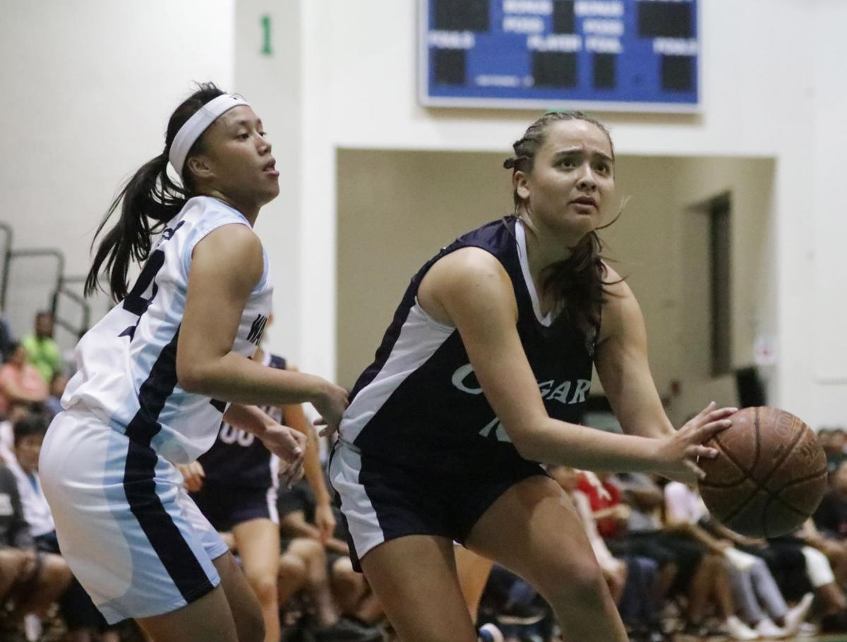 Niah Siguenza signs with Tritons