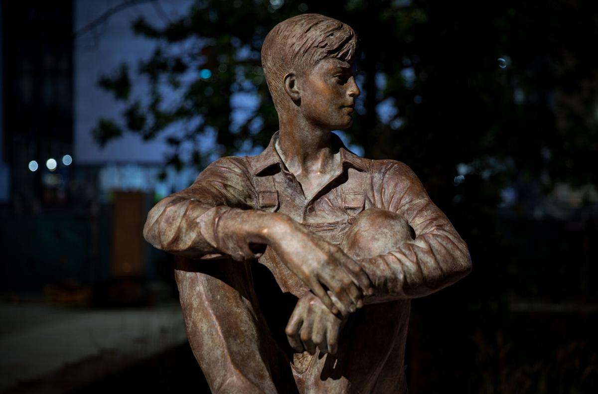 Is this last of the 'great man' memorials?