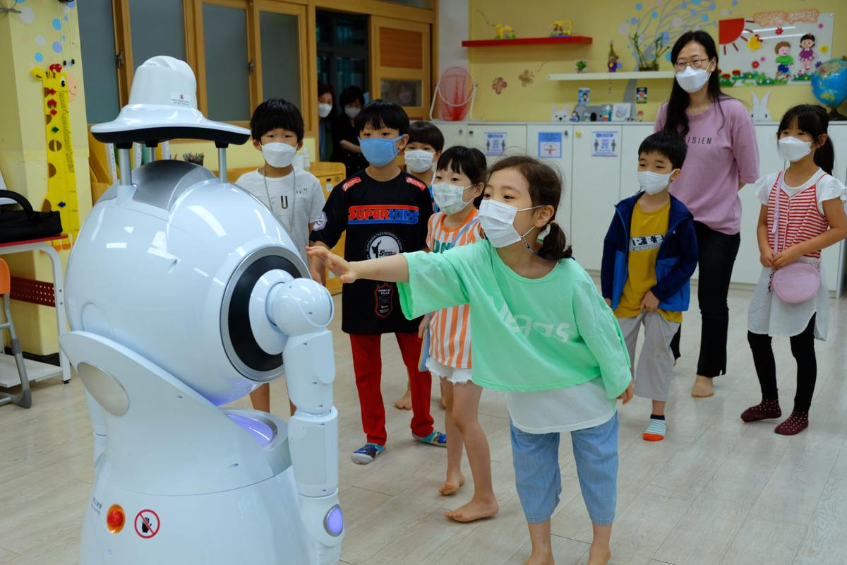 In a time of COVID, robots could be just what the doctor ordered