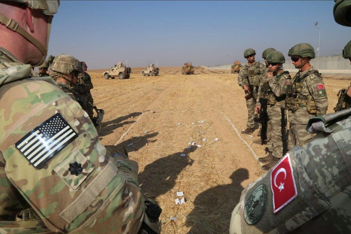 Why are Syria's Kurds accusing US of betrayal?