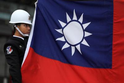 Taiwan reports largest incursion yet by China fighters, bombers