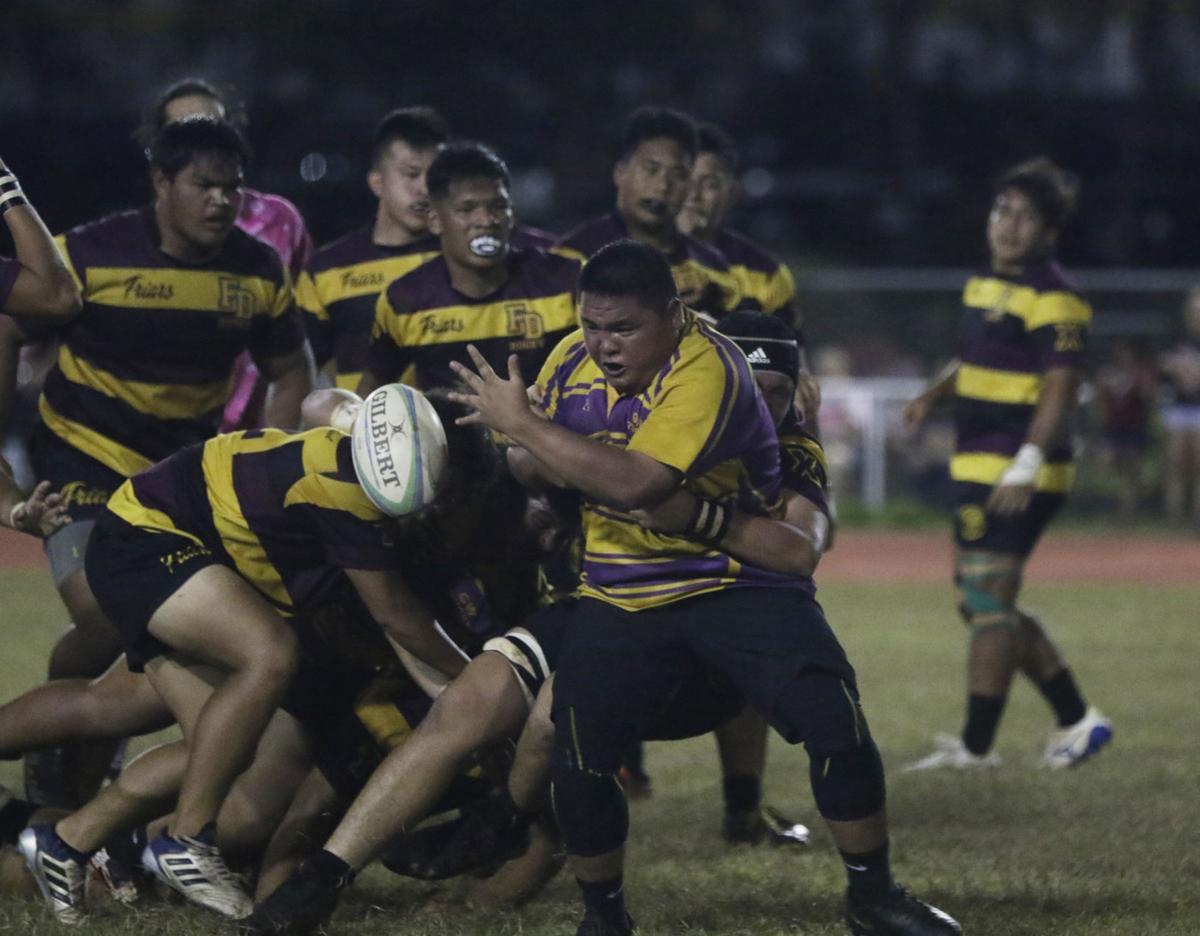 Geckos dethrone Friars in rugby