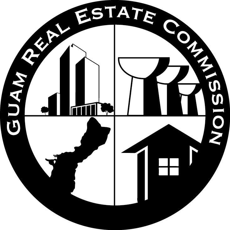 Guam Real Estate Commission LOGO