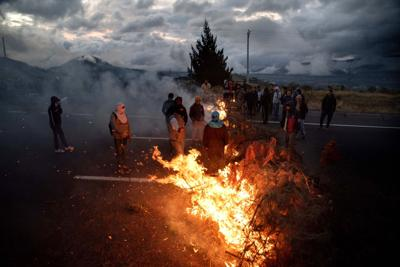 Latin America's bloody protests show no signs of slowing
