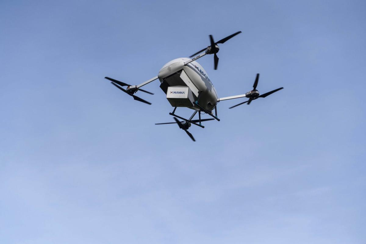 Ireland, UK test delivery by drones | Technology | postguam.com