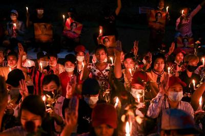 Myanmar protesters call for general strike
