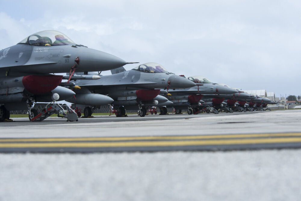 Contract awarded for construction of weapons complex at Andersen