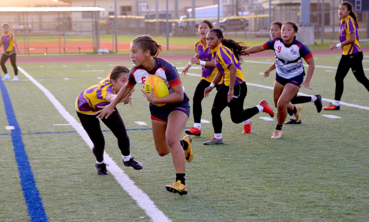 Seiana Nedlic to play NCAA D1 rugby at The Mount