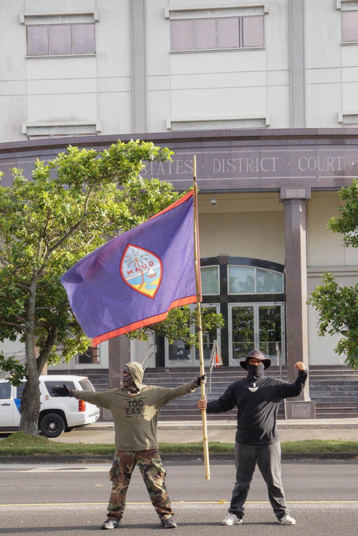 GovGuam hopes for favorable decision on plebiscite