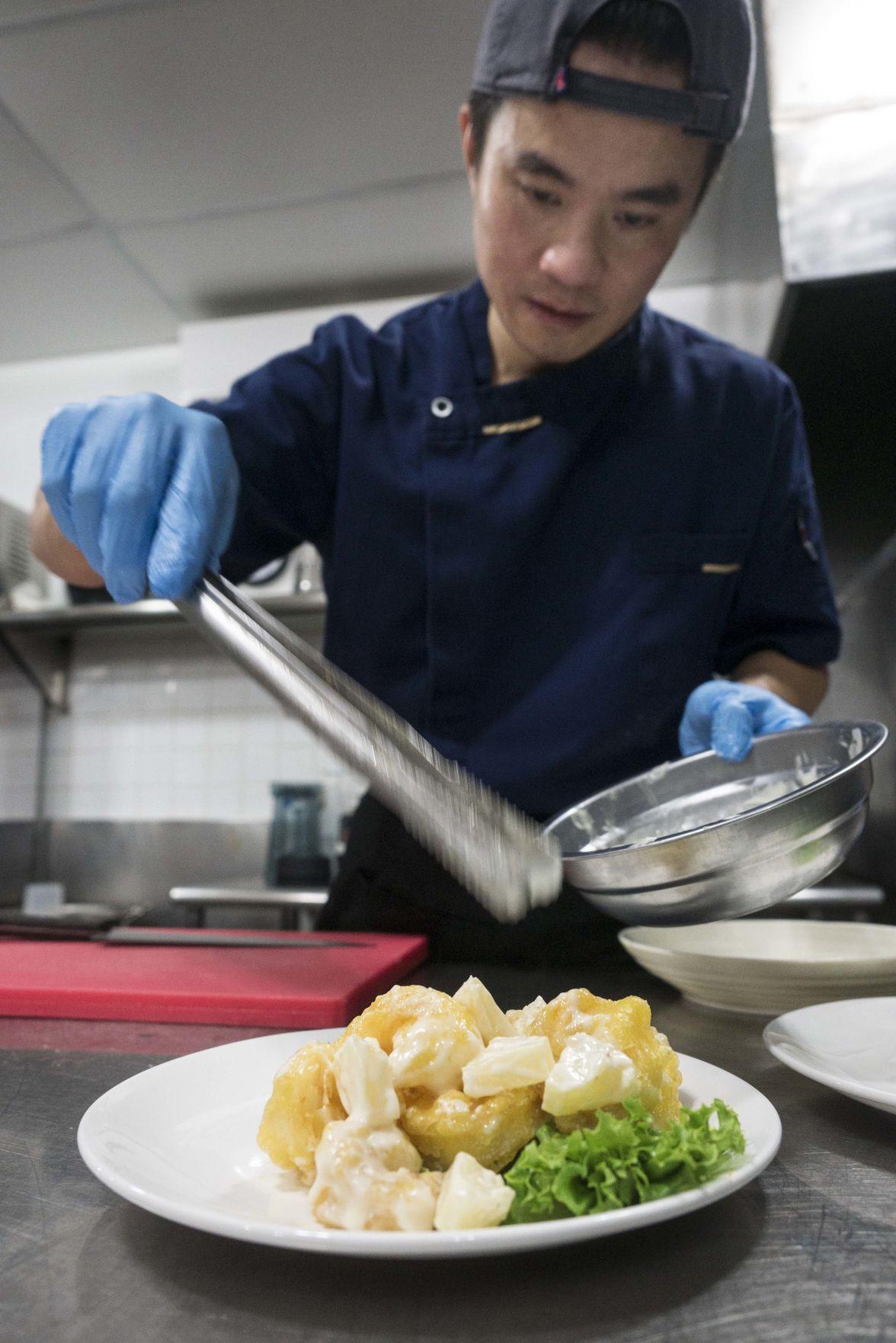 Guam's new Neighbor serves up international delights