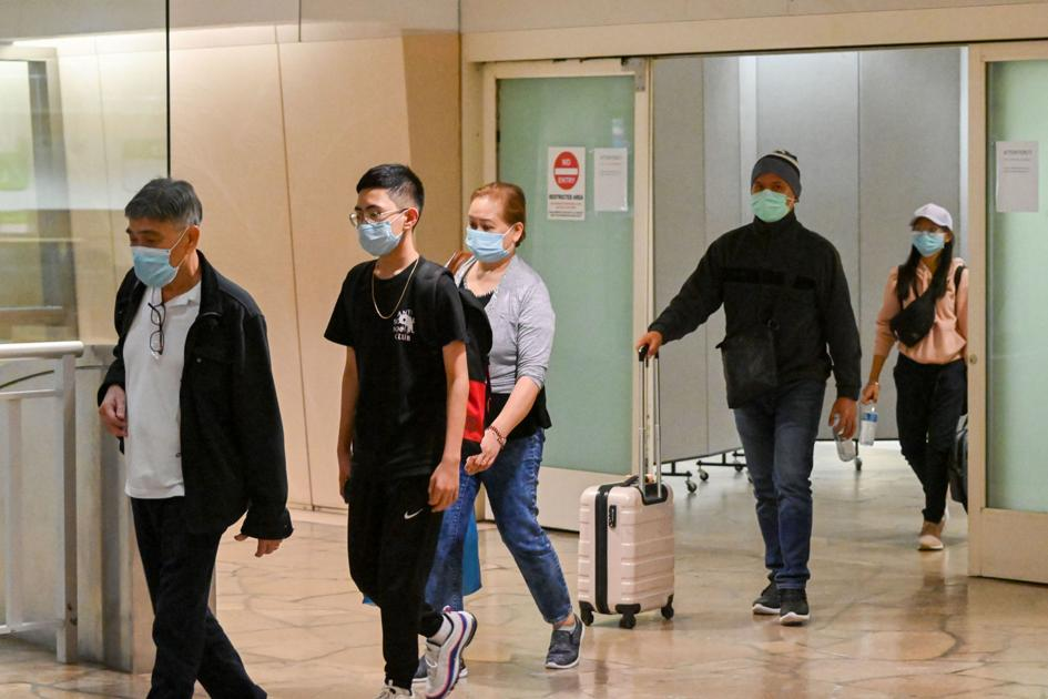 FEMA provides .2M to cover quarantine hotel costs