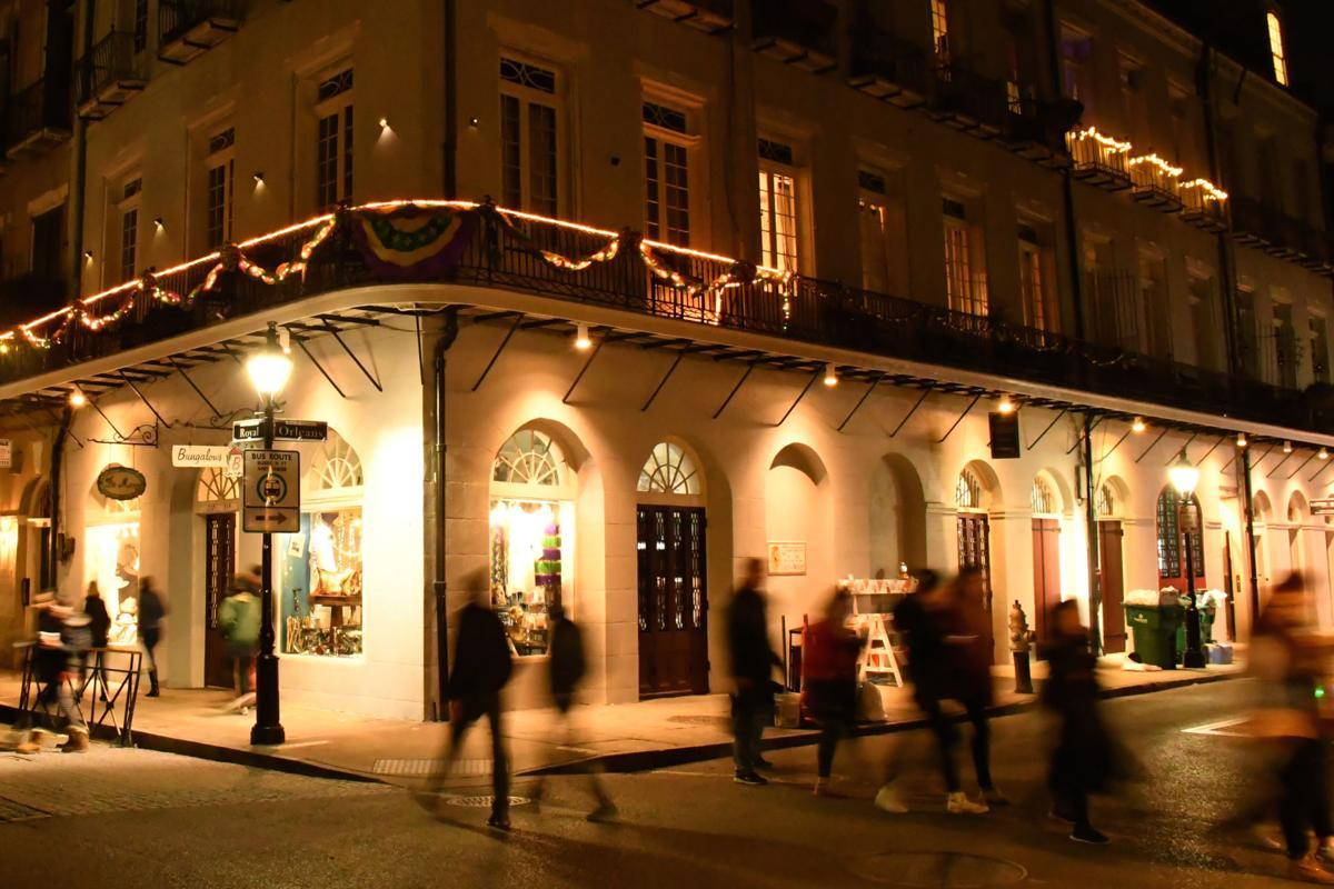 Revel in music, history of New Orleans' Royal Street