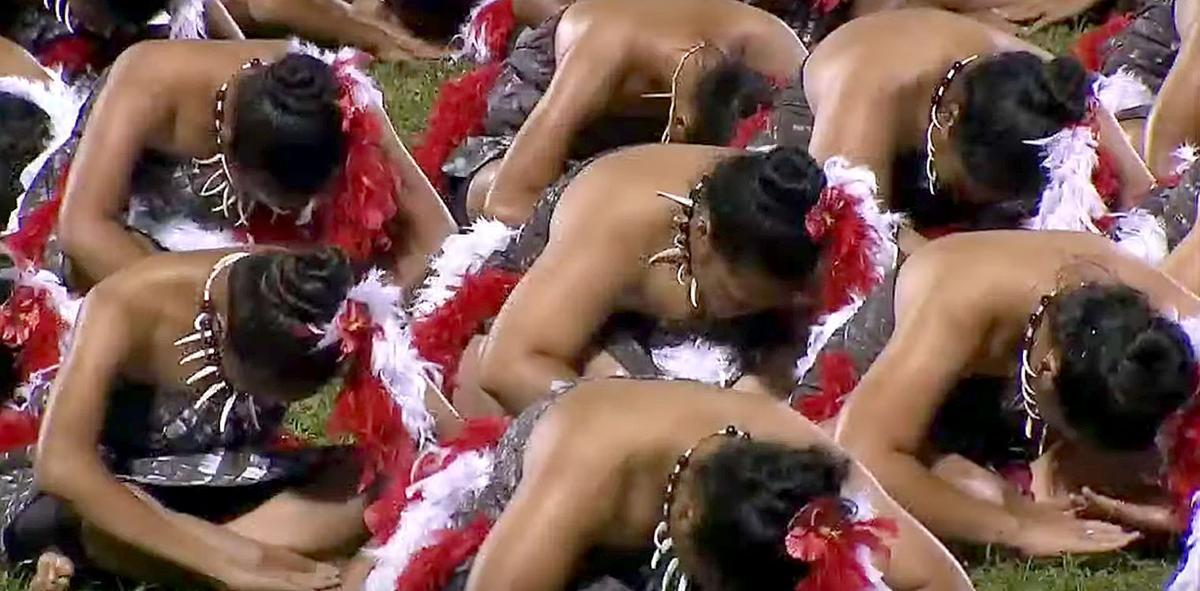 Samoa bids farewell
