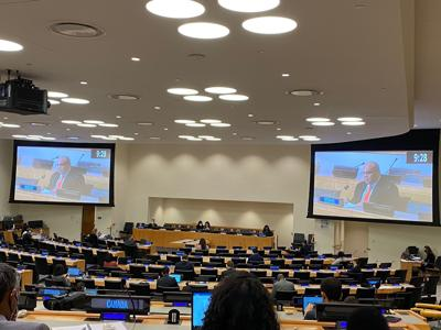 Critique of statements before the UN missed the mark