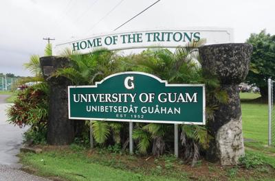 UOG enrollment steady as stateside universities face downturn