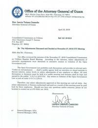 GPA, GWA pay raises rescinded   Guam News   postguam com