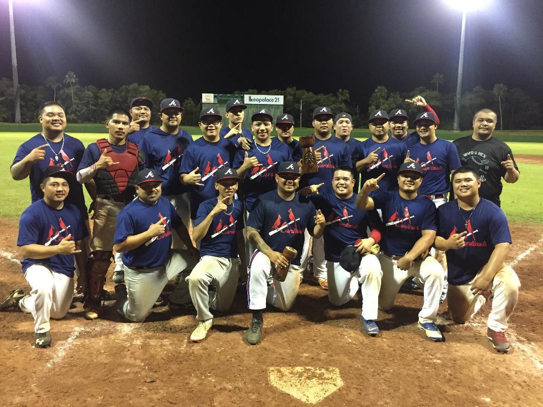 Agat Cardinals claim 2019 crown