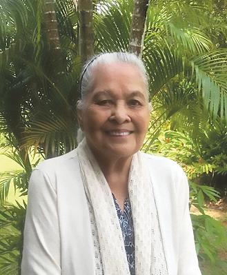 Regina Anderson Matanane Arevalo