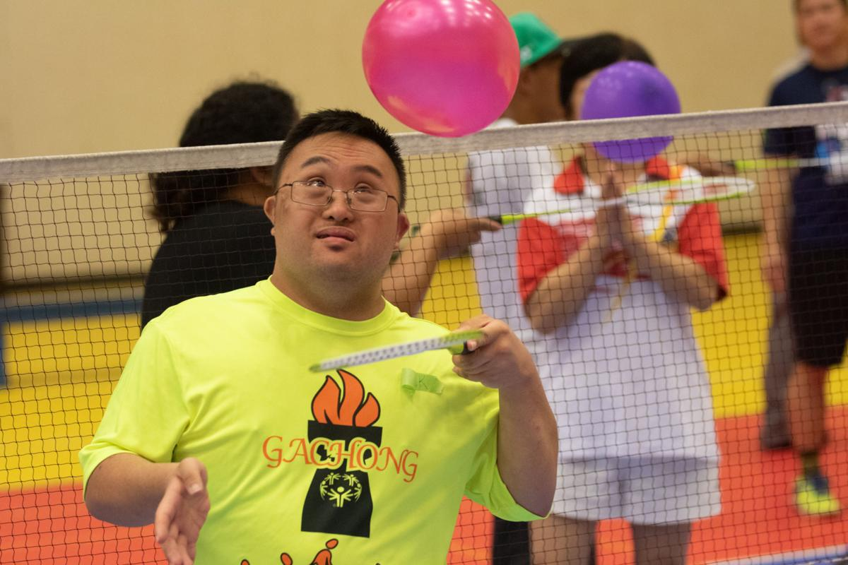 Special Olympics brings more smiles