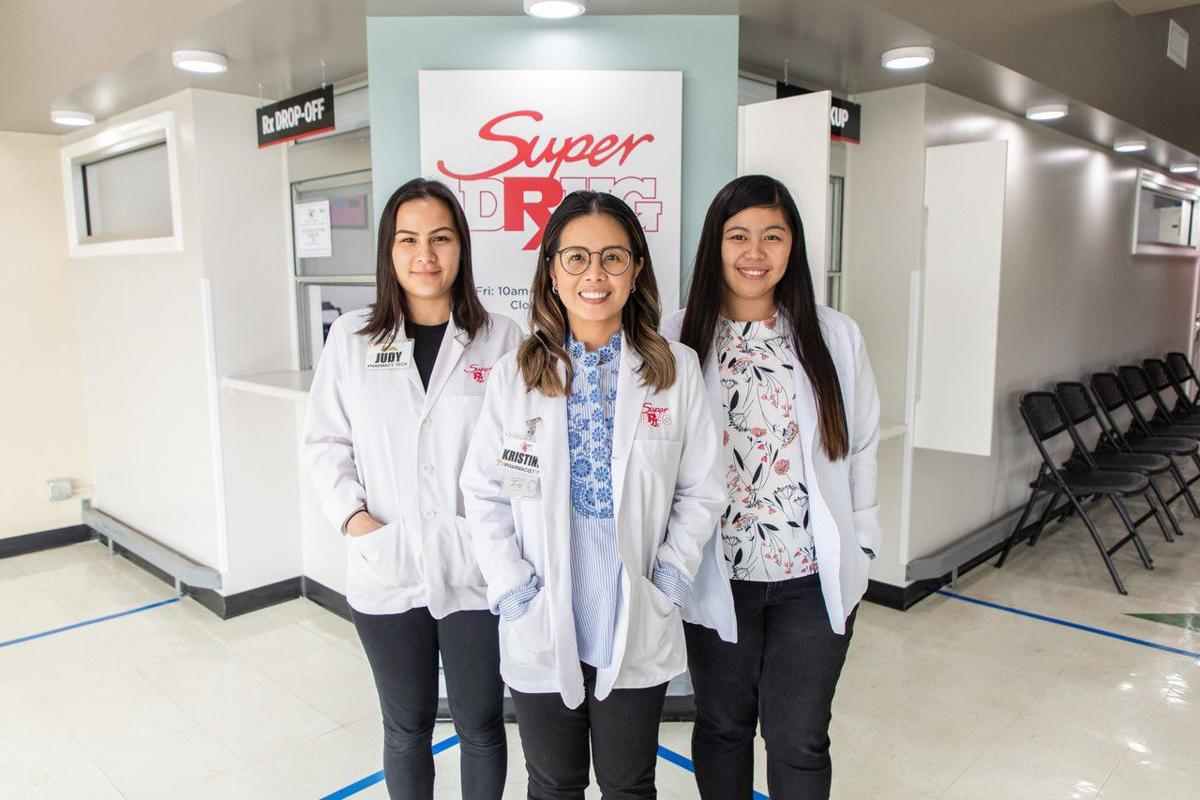 SuperDrug opens at Yigo Pay-Less