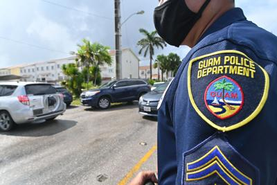 Guam police officers being treated as nonessential, dampening morale and compromising public safety