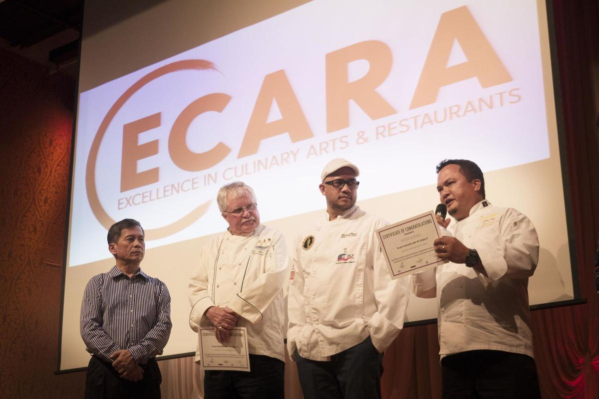 Chef Peter Duenas to compete for national title in New Orleans