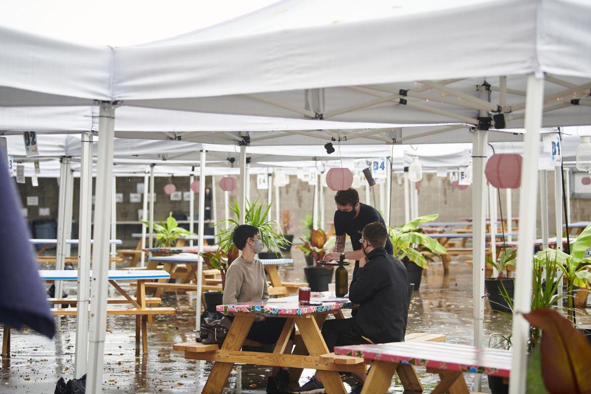 Restaurants look for ways to weather winter