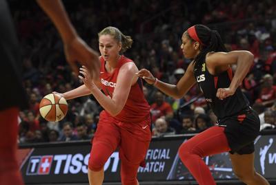 Trash talk livens up WNBA semis