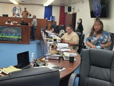 CNMI House Democrats looking into finance chief's reprogramming power