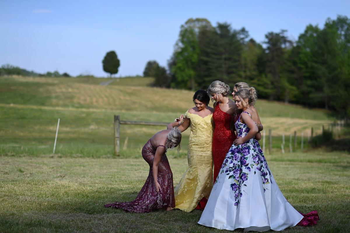 How a rural Virginia town came together for an unforgettable pandemic prom
