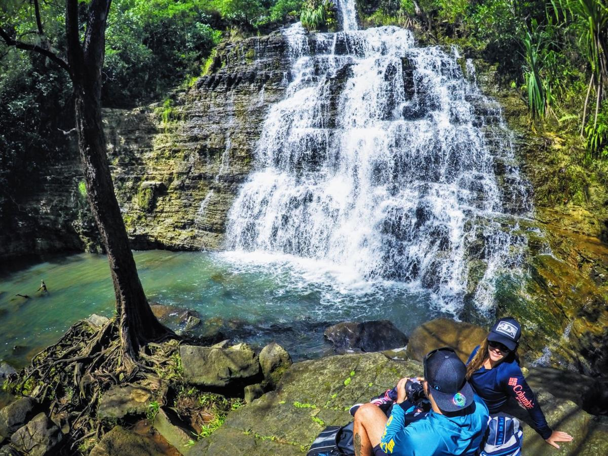 Reconnect with nature – and yourself – at Tarzan Falls
