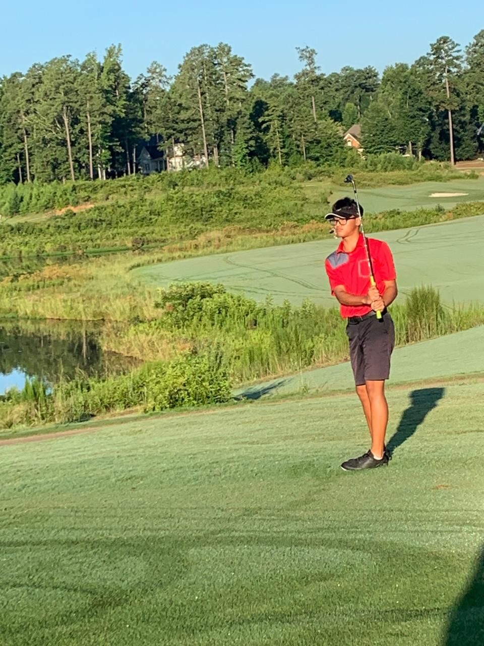 Nanpei finishes second at Augusta Summer Junior Open