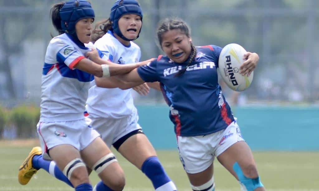 India stomps depleted Guam rugby team