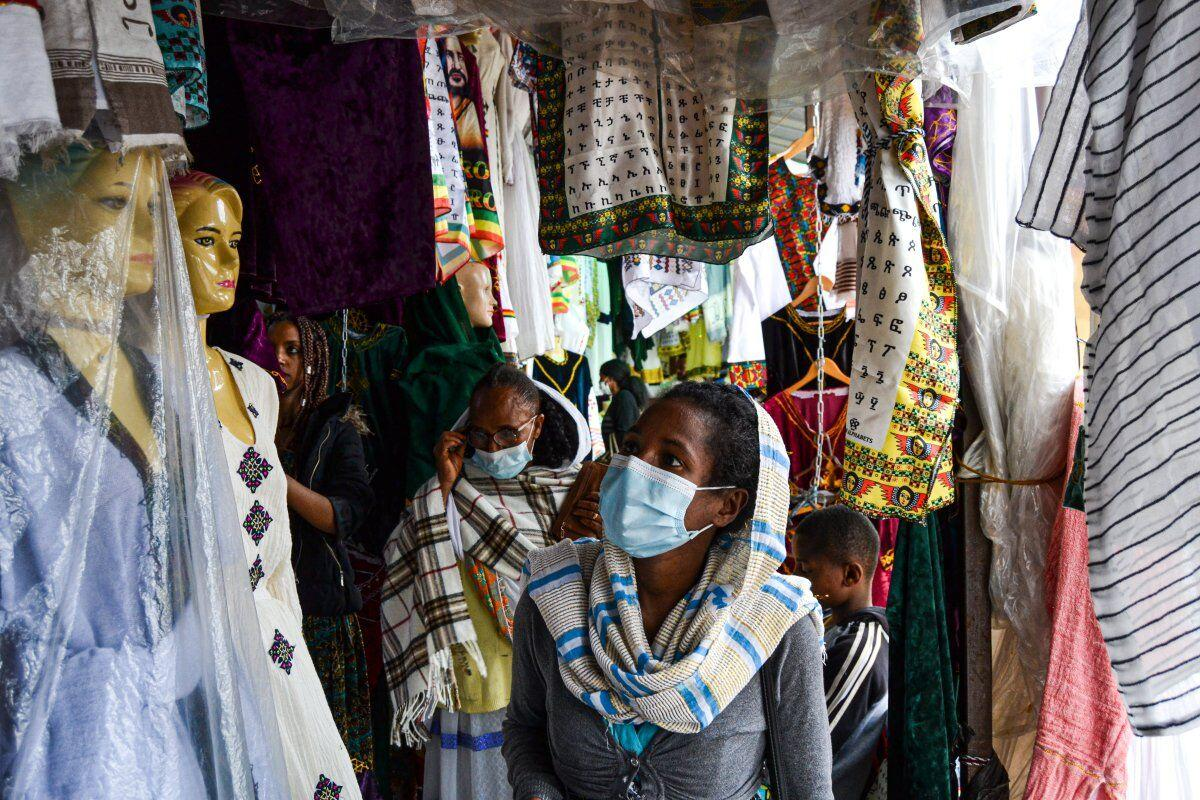 The children who run away to work: Ethiopia's hidden weavers