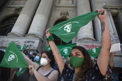 Across Latin America, abortion restrictions are being loosened