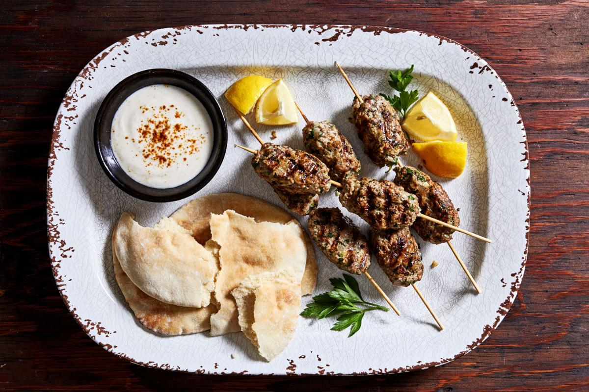 Turkey kebab delivers big on busy nights