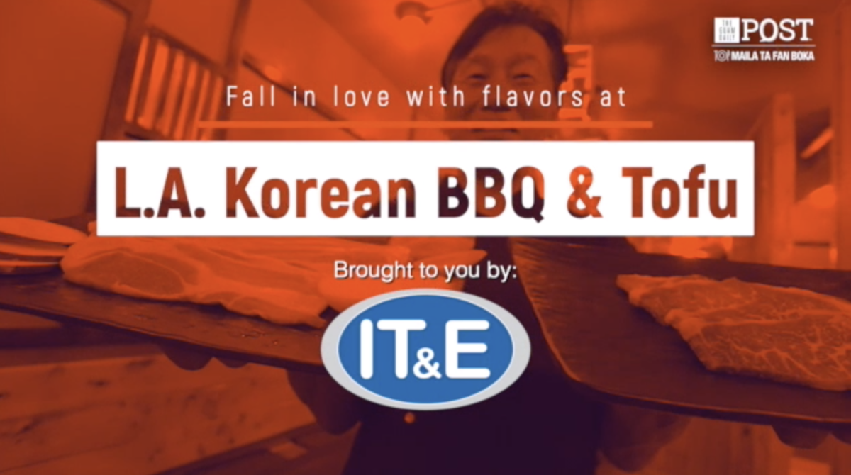 Fall in love with flavors at L.A. Korean BBQ & Tofu