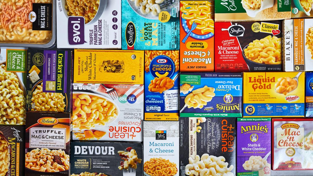 Not all mac and cheese offerings are created equal