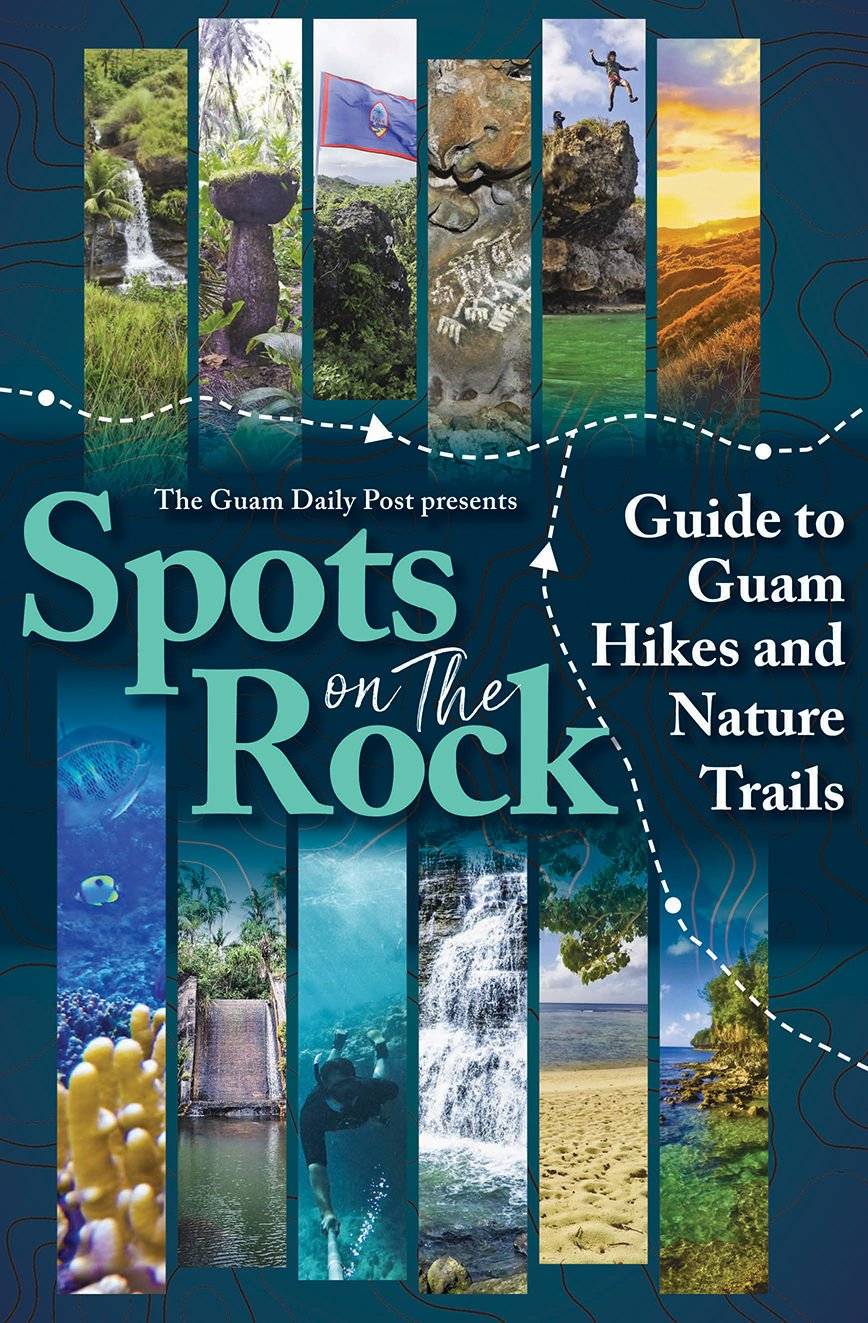 'Spots on the Rock' book now available for purchase