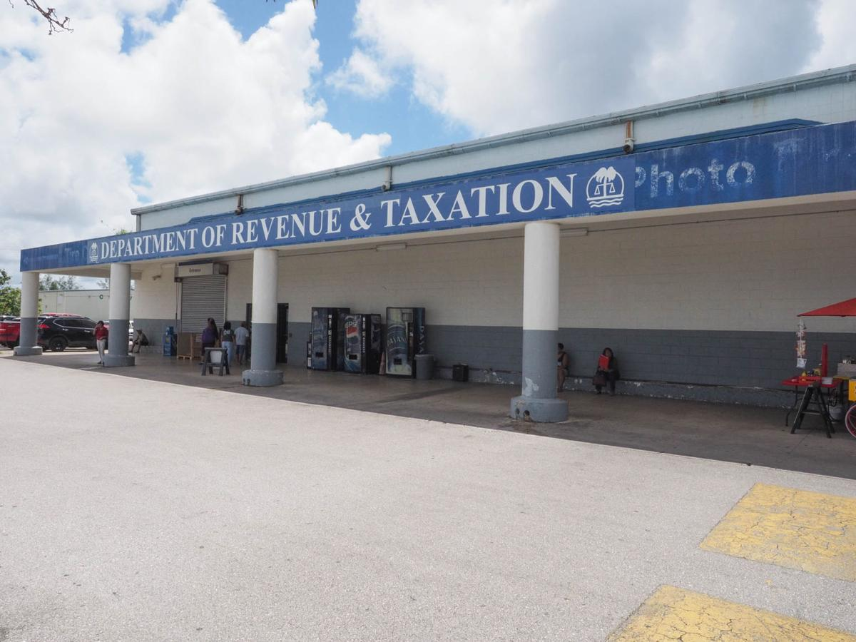 Proposed federal tax plan could cause govguam shortfall for Department of motor vehicles closest to me