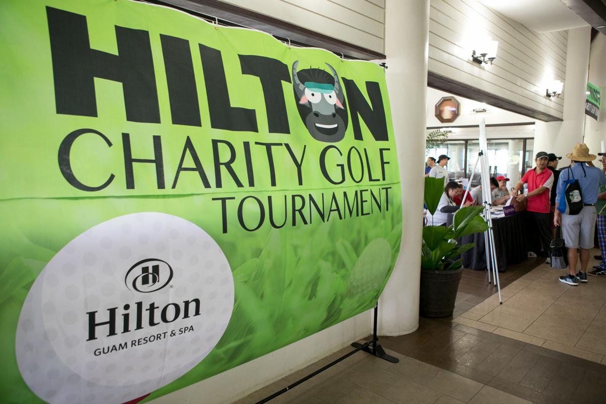 Hilton to host charity golf tourney