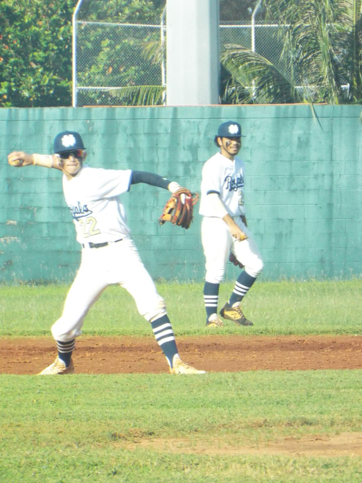 ND's Cruz, Lobaton no-hit Okkodo