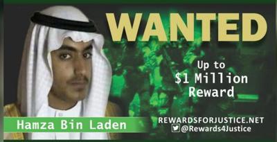 Trump: Bin Laden's son killed in raid