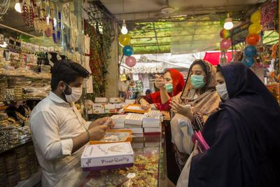 Pakistan's coronavirus cases quadruple during the holy month of Ramadan - and show no signs of slowingpakistan