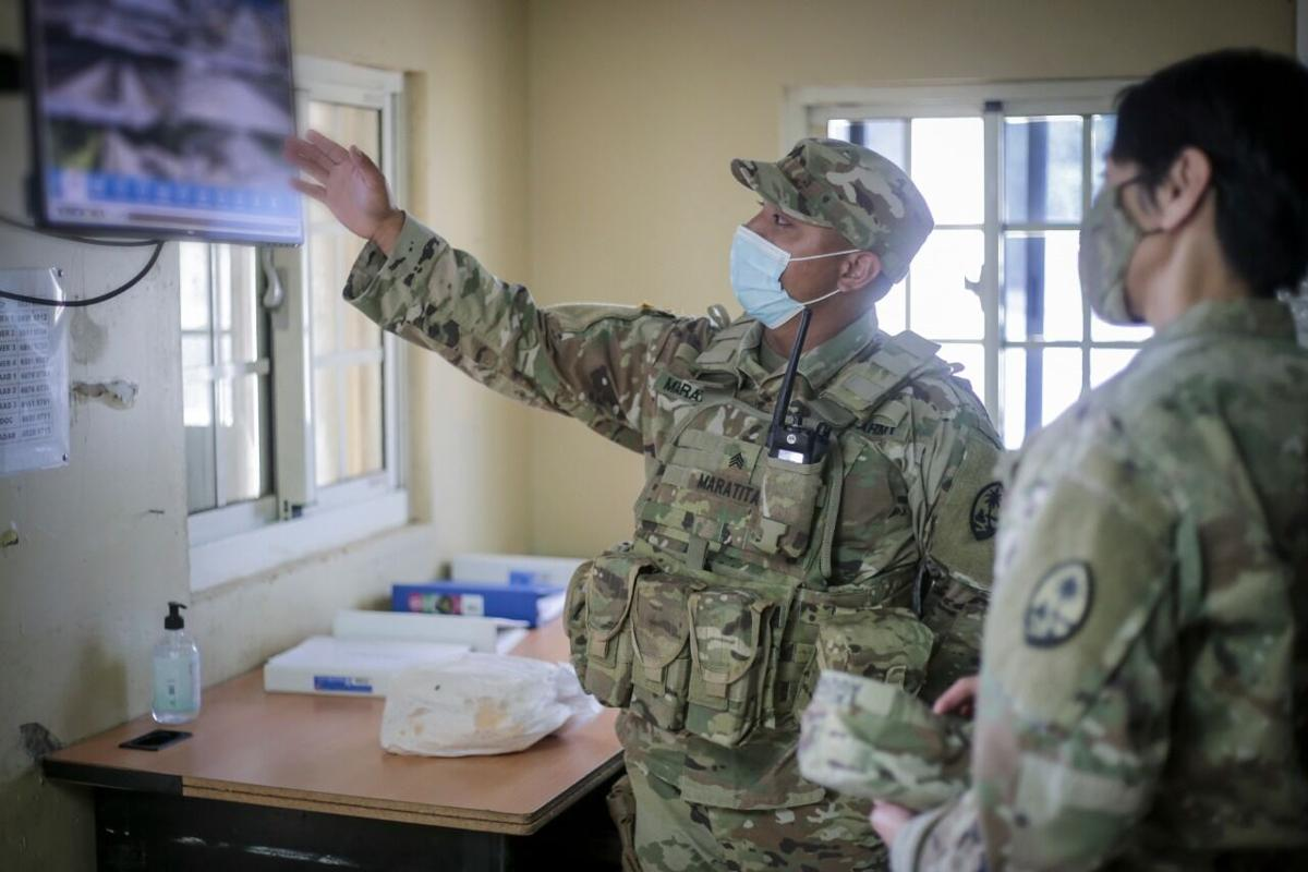 Guam National Guard Security Force 3