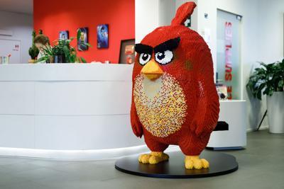 'Angry Birds' developer seeks backers
