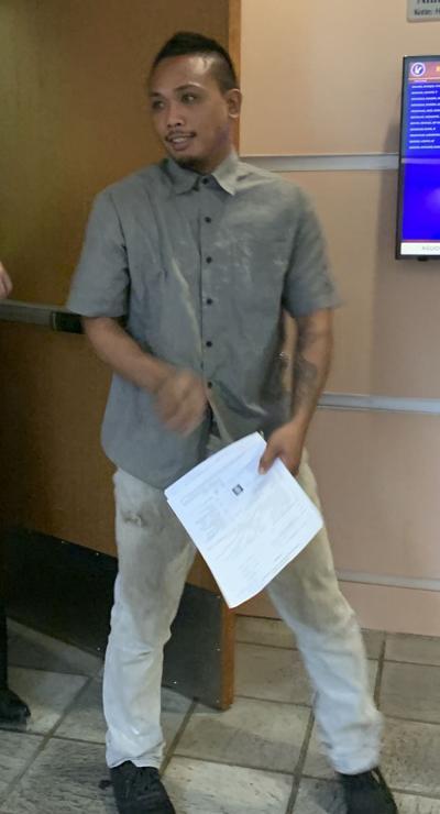 Deferred plea in meth case