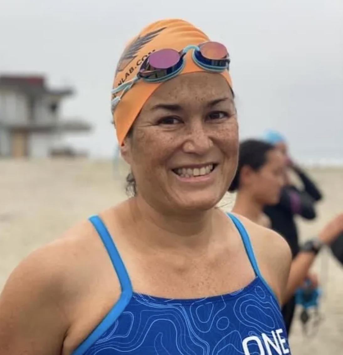 Guam Olympian Barbara Gayle reflects on journey