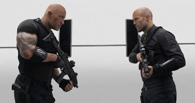 'Fast & Furious Presents: Hobbs & Shaw' topples 'Lion King' from box office throne