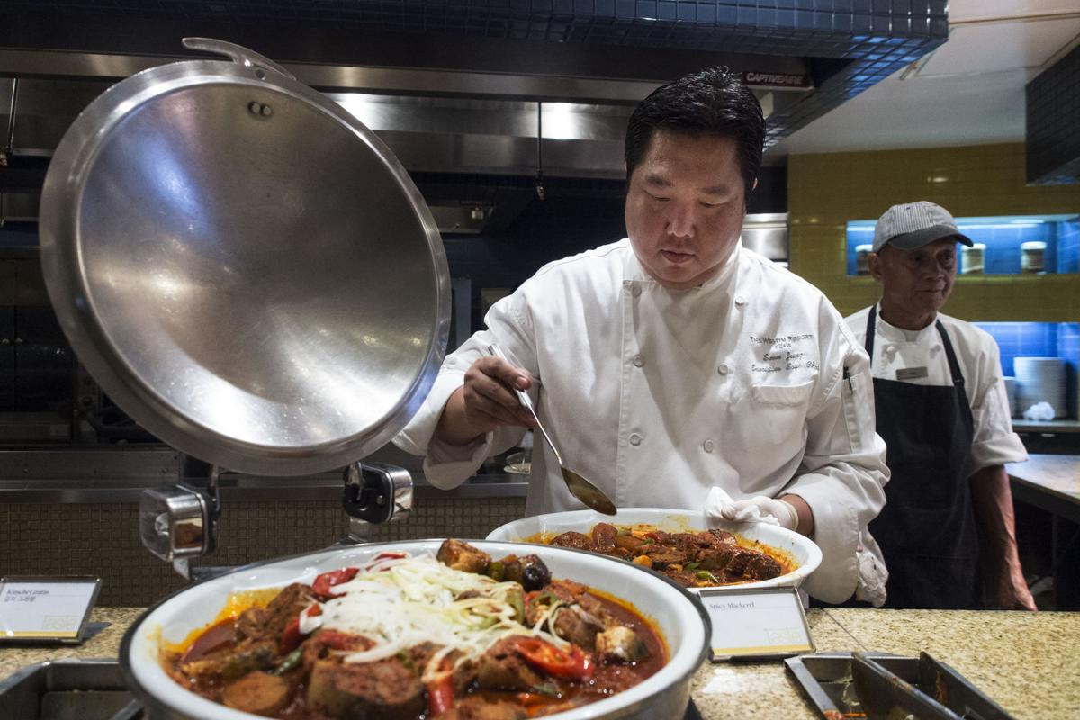 A Taste of Korean home cooking at the Westin